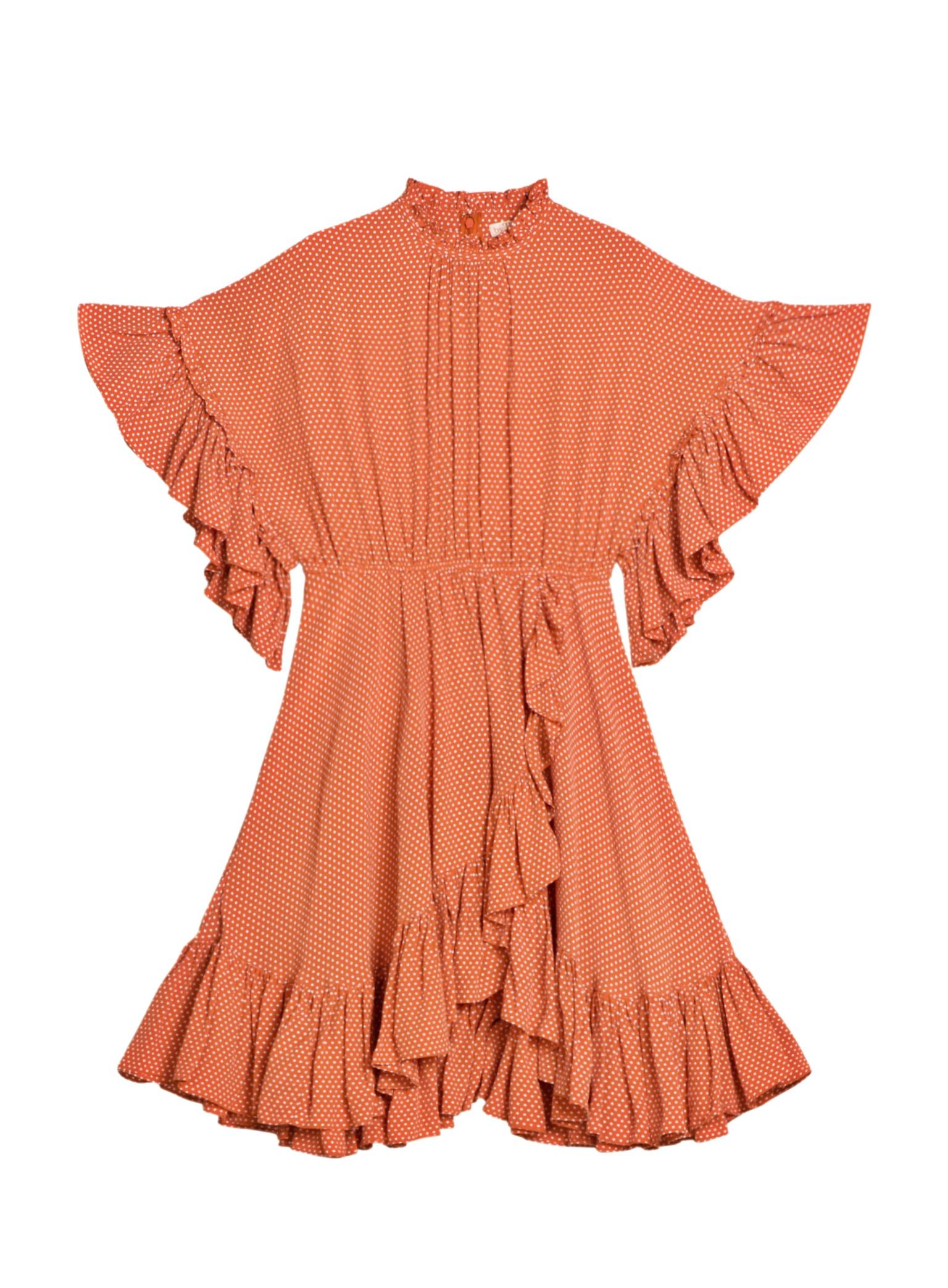 BYTIMO Summer Frill Dress Feel Good Store