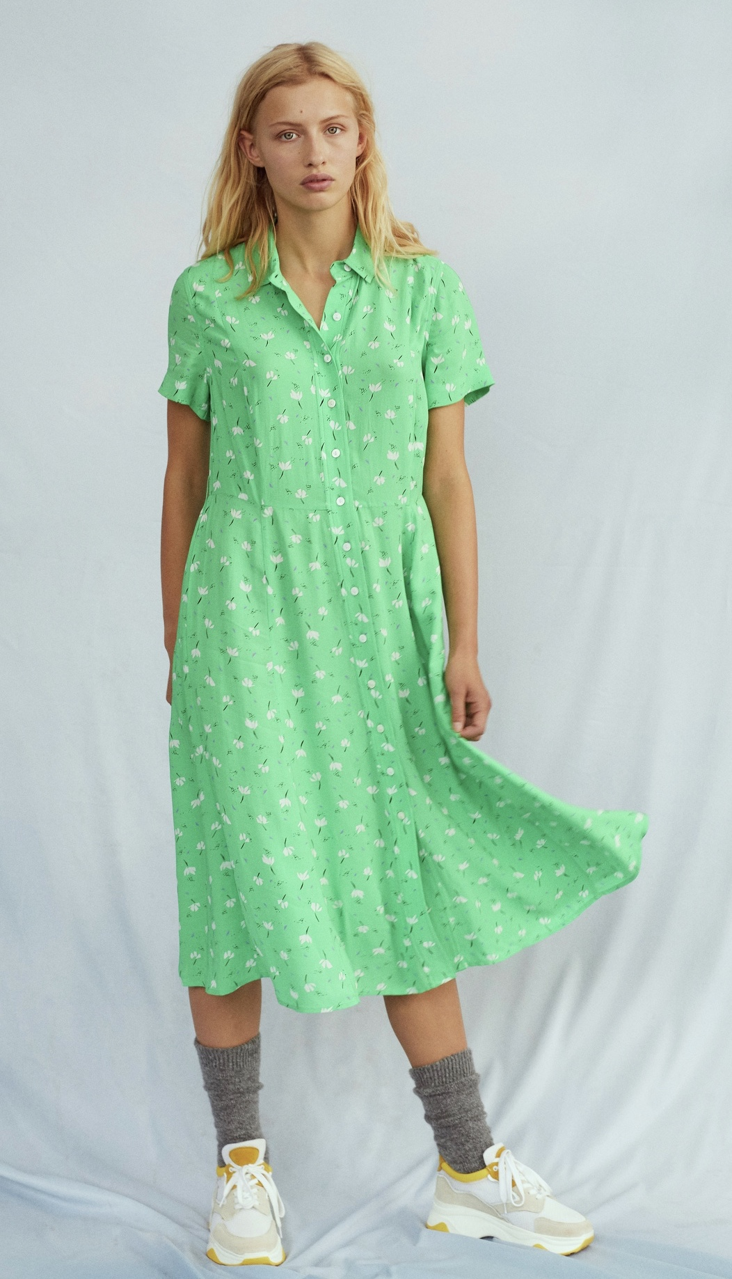 699f92d2 2NDDAY - Limelight Anemone Dress - Feel Good Store