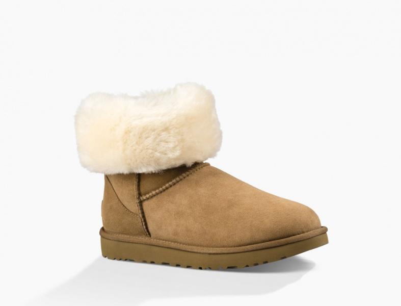 ugg boots Classic short II brun